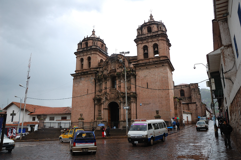 Иглесия де Сан-Педро (церковь Святого Петра)