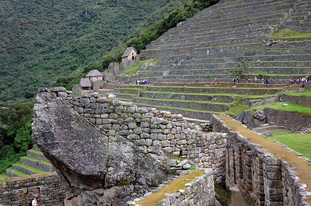 Камни Мачу-Пикчу