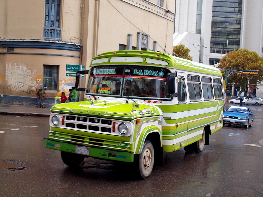 Местные автобусы