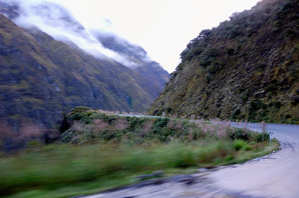 Дорога №3 Коройко - Ла-Пас