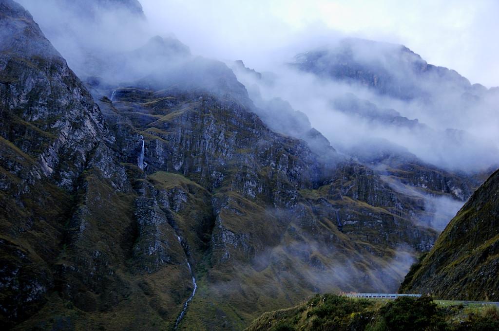 Величественные Анды