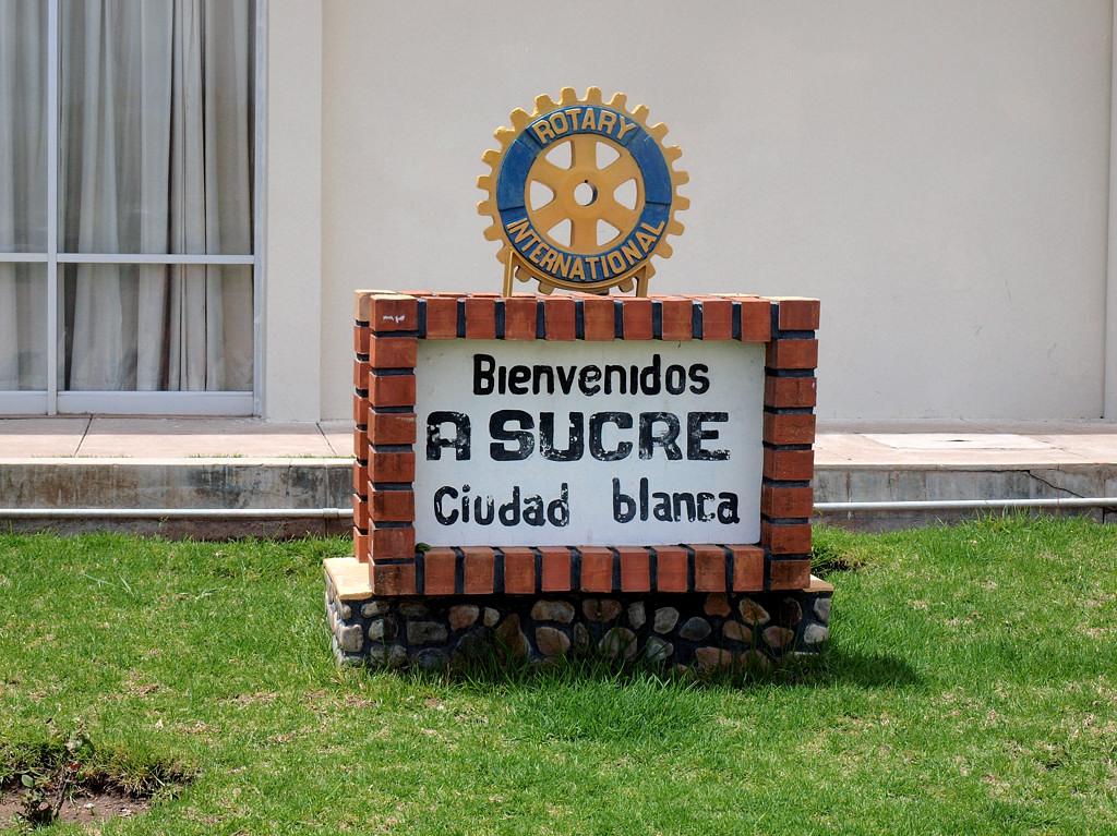Добро пожаловать в Сукре