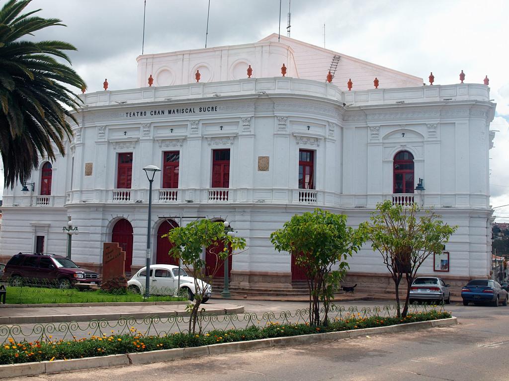 Театр Великого Маршала Сукре