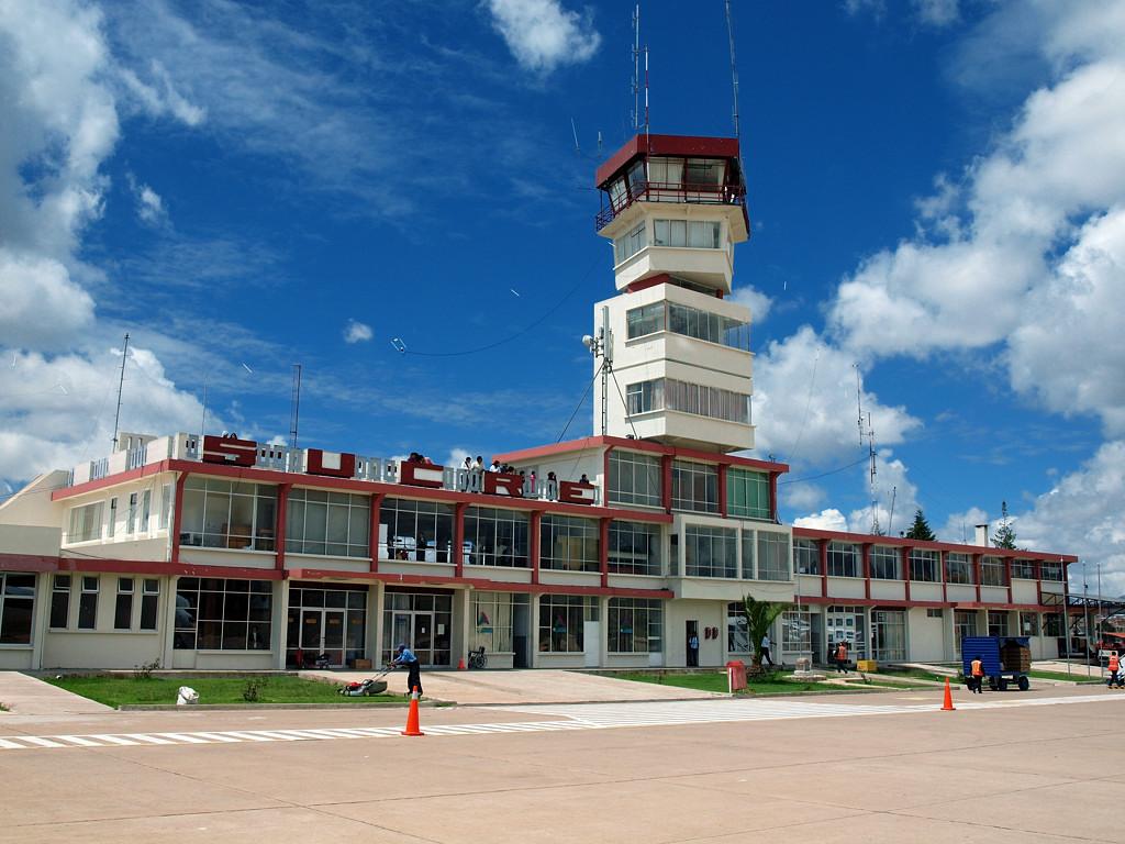 Аэропорт Сукре