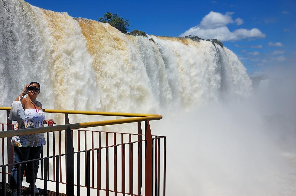 Главный водопад