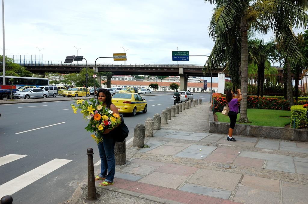 На улицах Рио