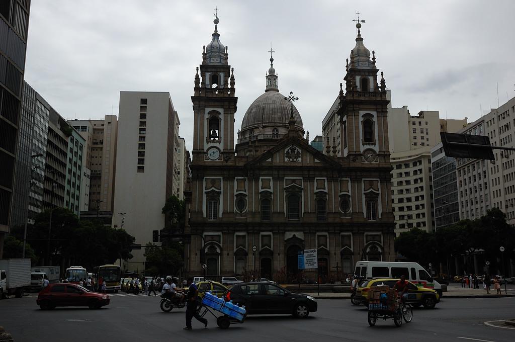 Церковь Явления Девы Марии в Канделарии