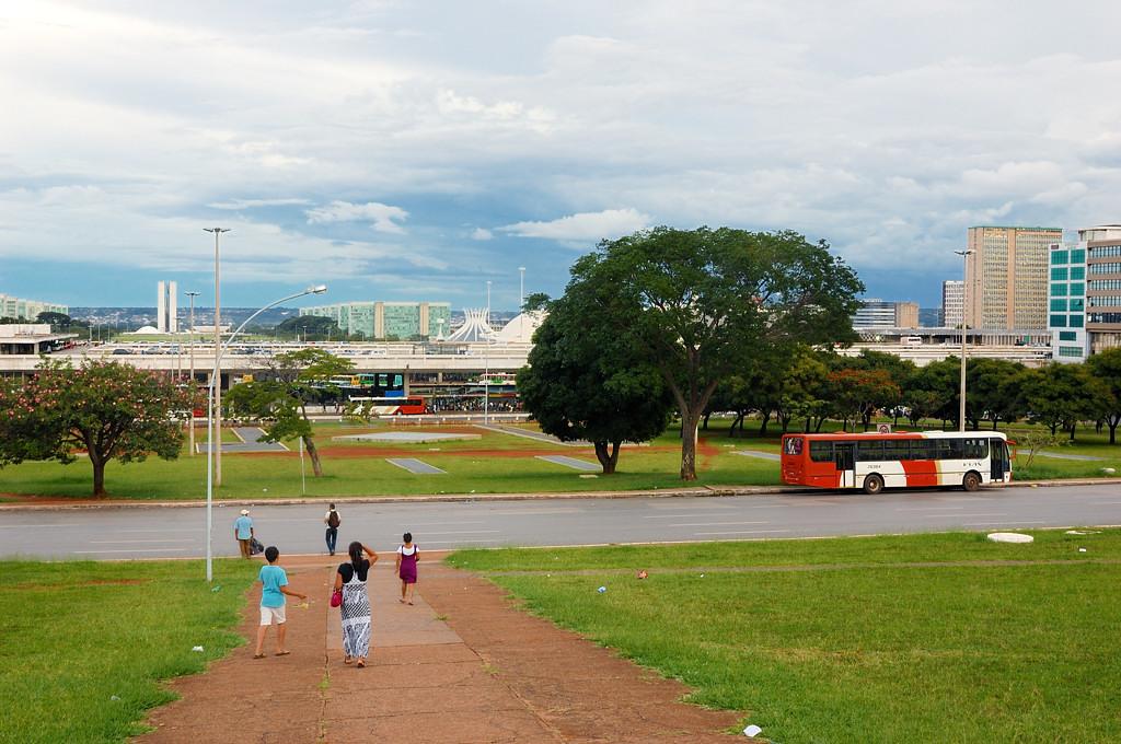 Приближаемся к автовокзалу
