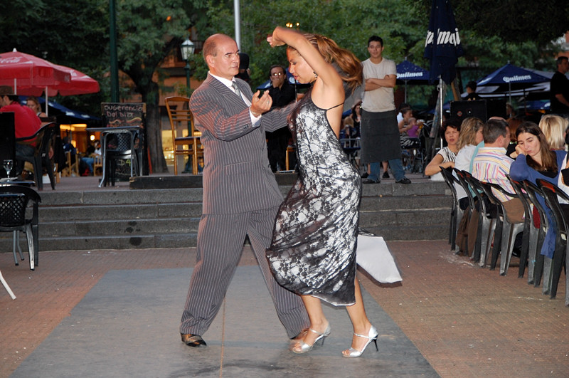 Танго на Плаза Доррего