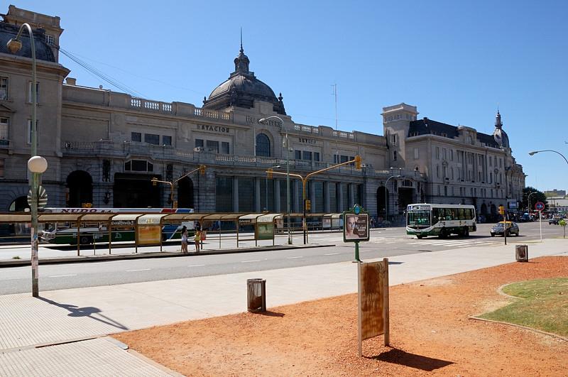 Вокзал Ретиро