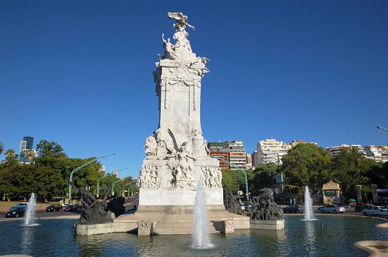 Памятник столетия независимости Аргентины (Монумент Испанцев)