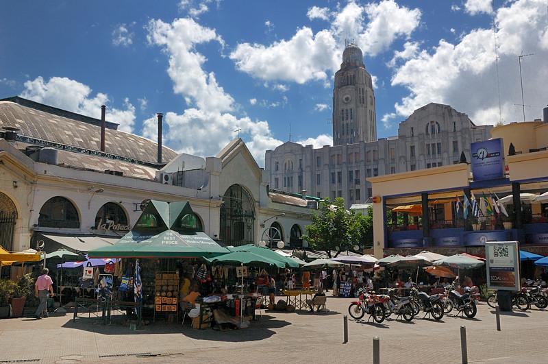 Рынок Меркадо дель Пуэрто