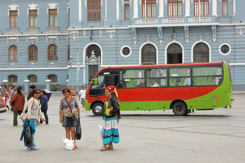 На площади Сотомайор