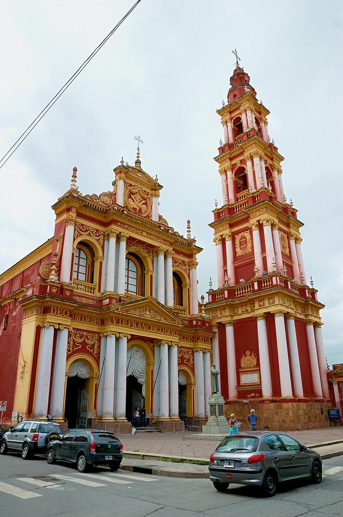 Самый красивый собор в городе