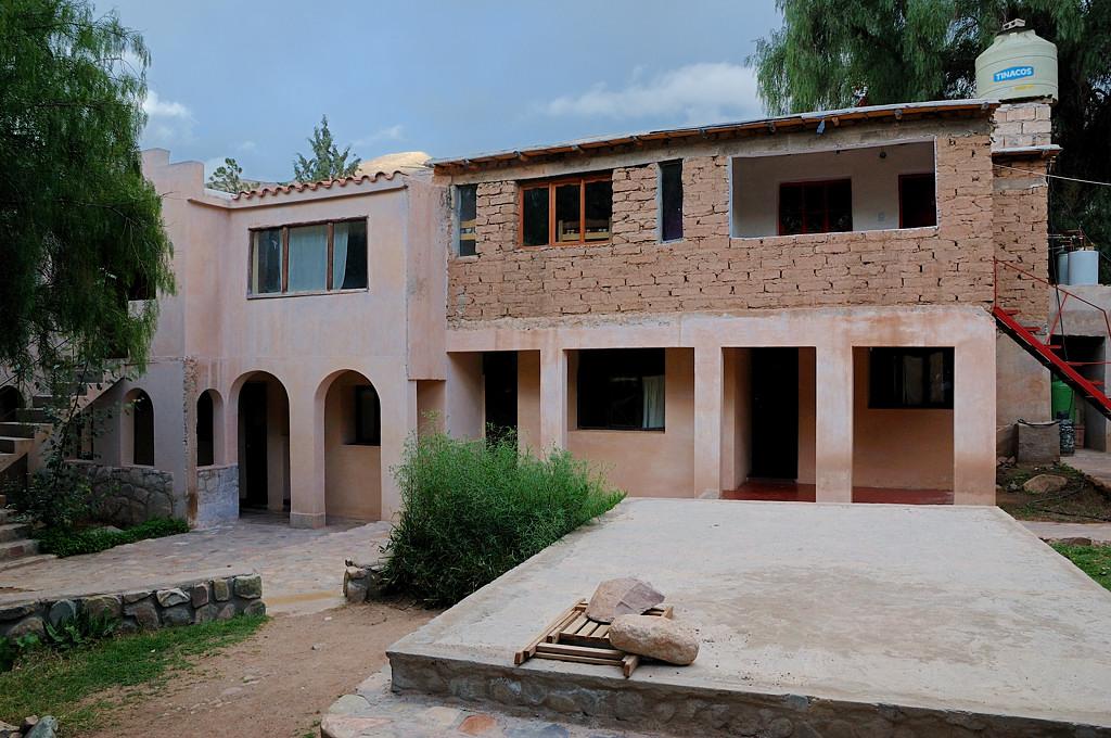 Наша гостиница в Тилькаре