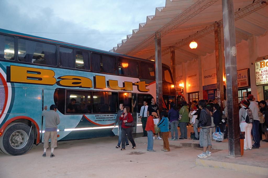 Автовокзал в Тилькаре
