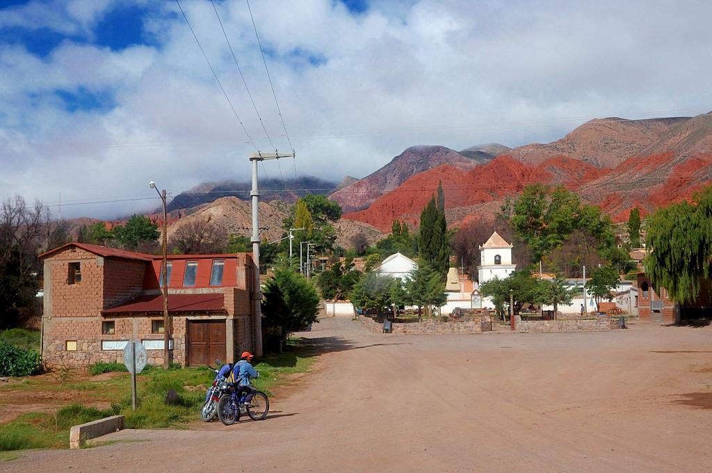 Едем дальше на север, в сторону Боливии