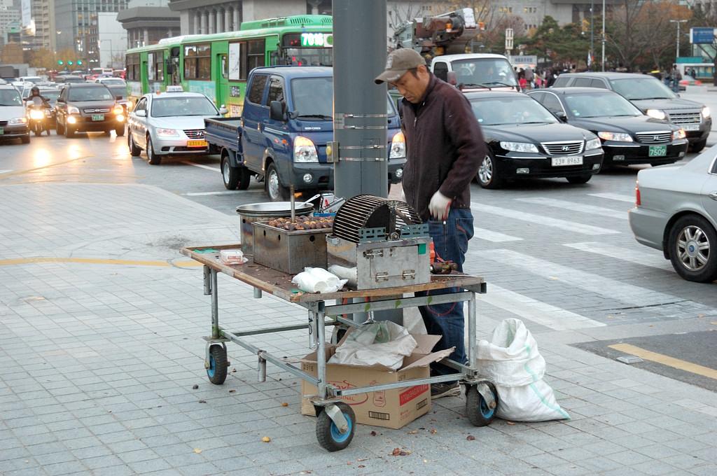 Макашница по-корейски