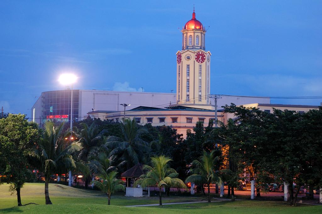Вечером в Маниле