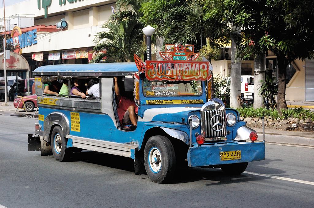 Манильский транспорт