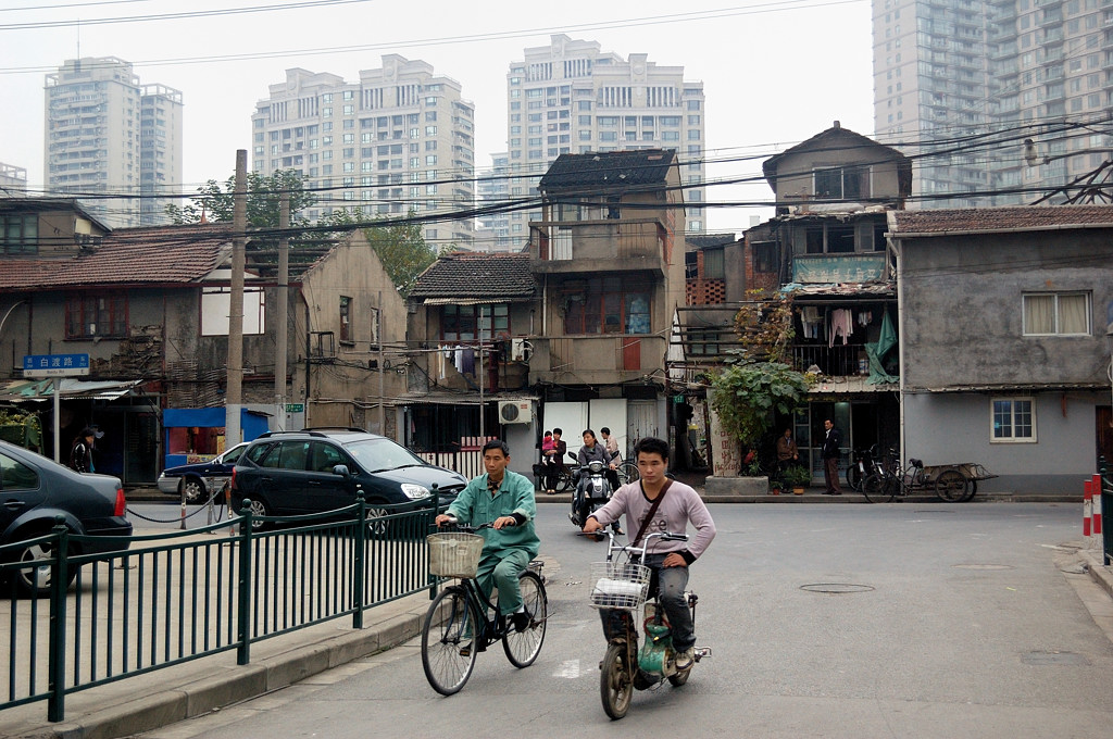Шанхай