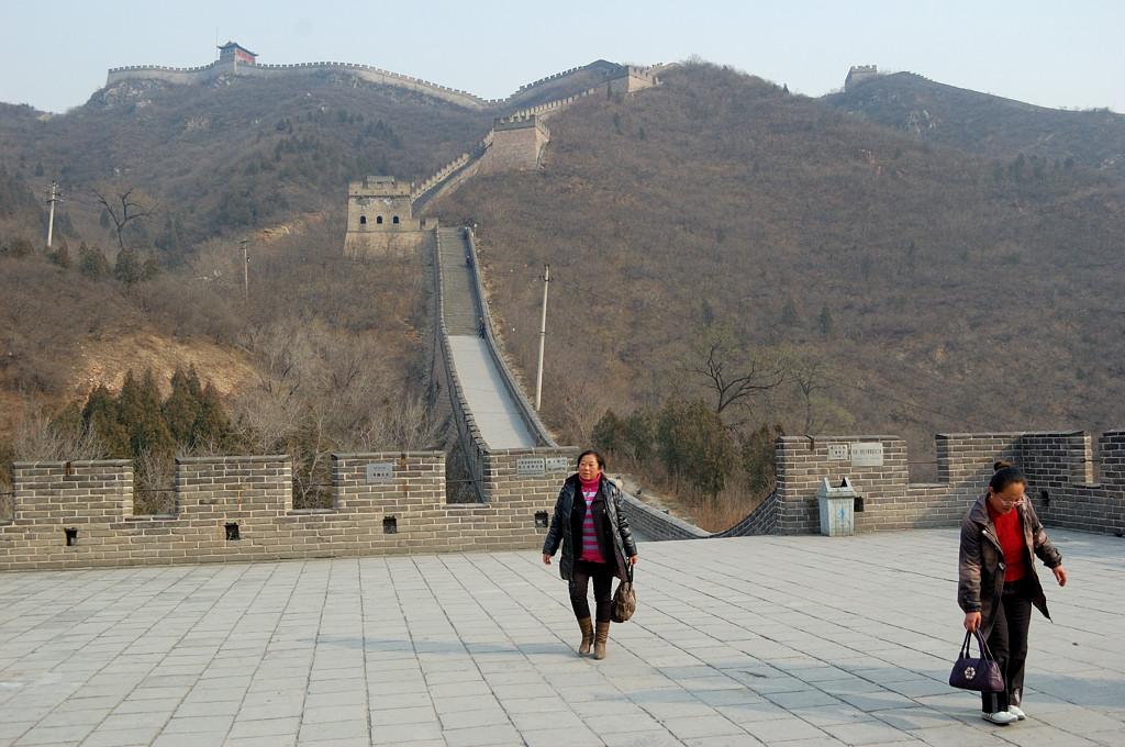 Экскурсия к Великой Китайской Стене