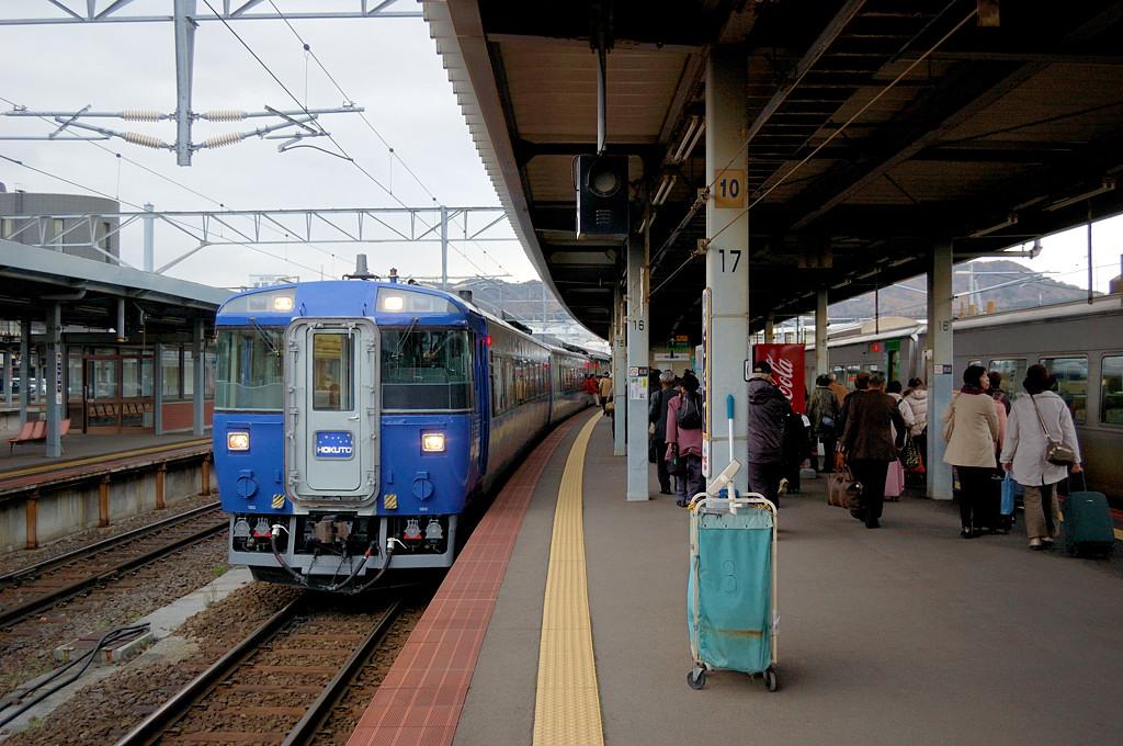 Поезд Хокуто