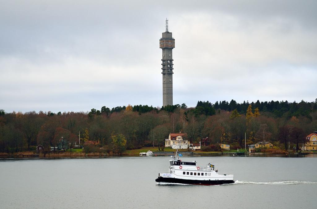 Телебашня Стокгольма