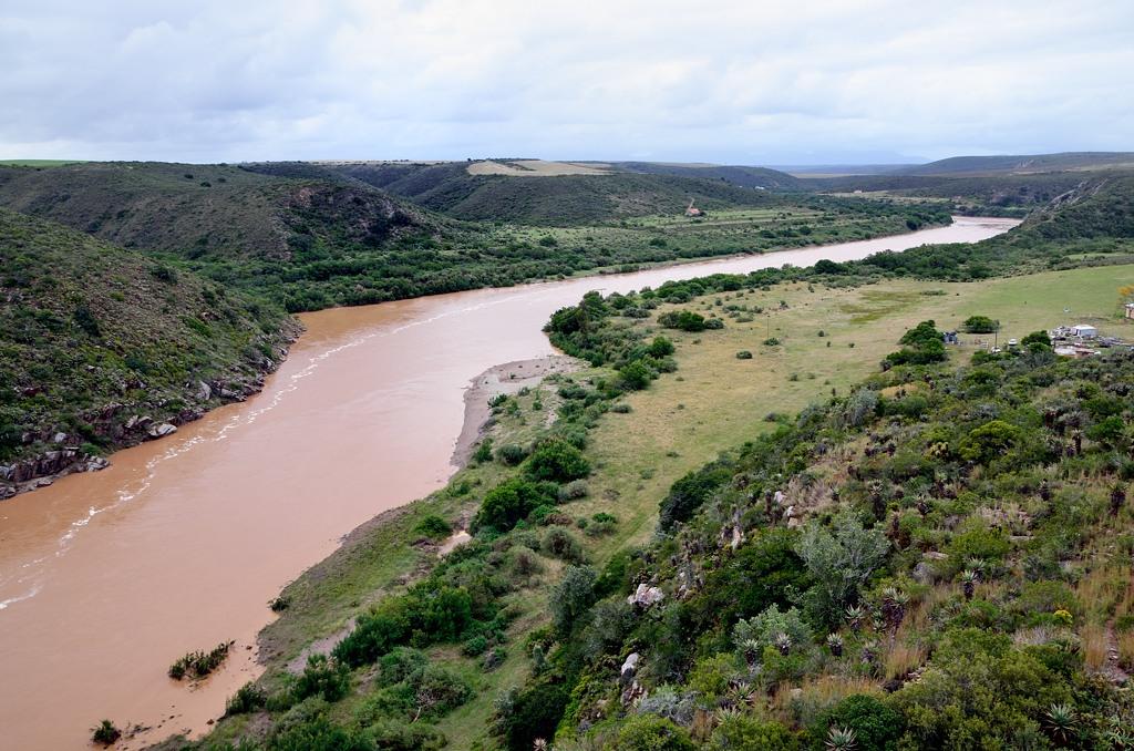 Долина реки Gouritsrivier