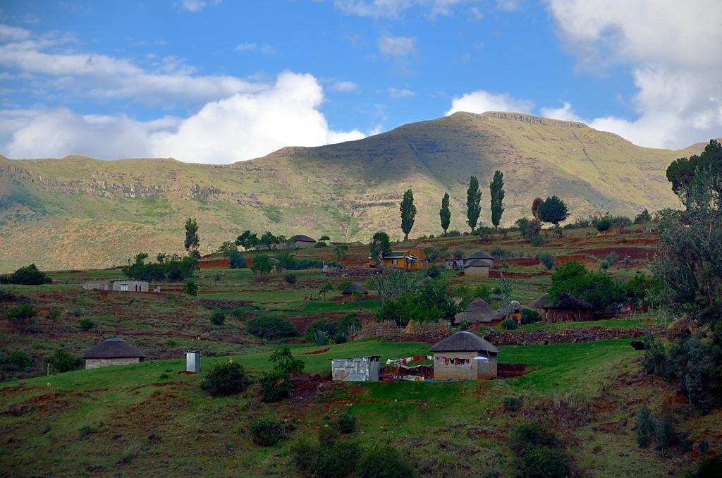 Еще одна колоритная деревня