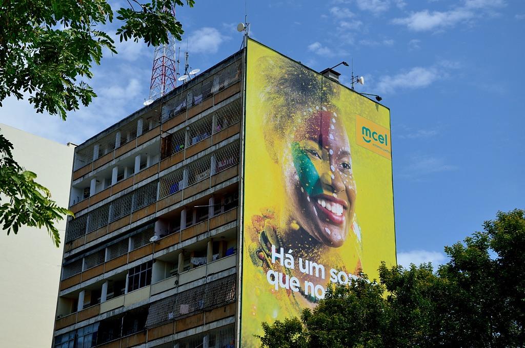 Креативная рекламная раскраска