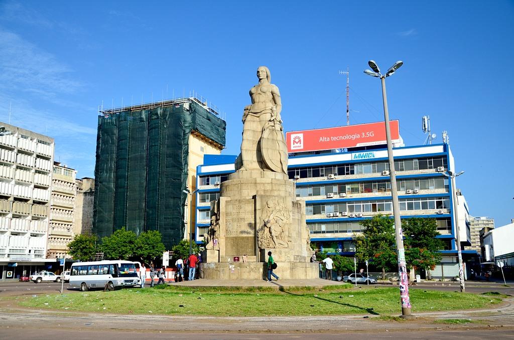 Памятник местным жителям, погибшим в Первой Мировой войне.