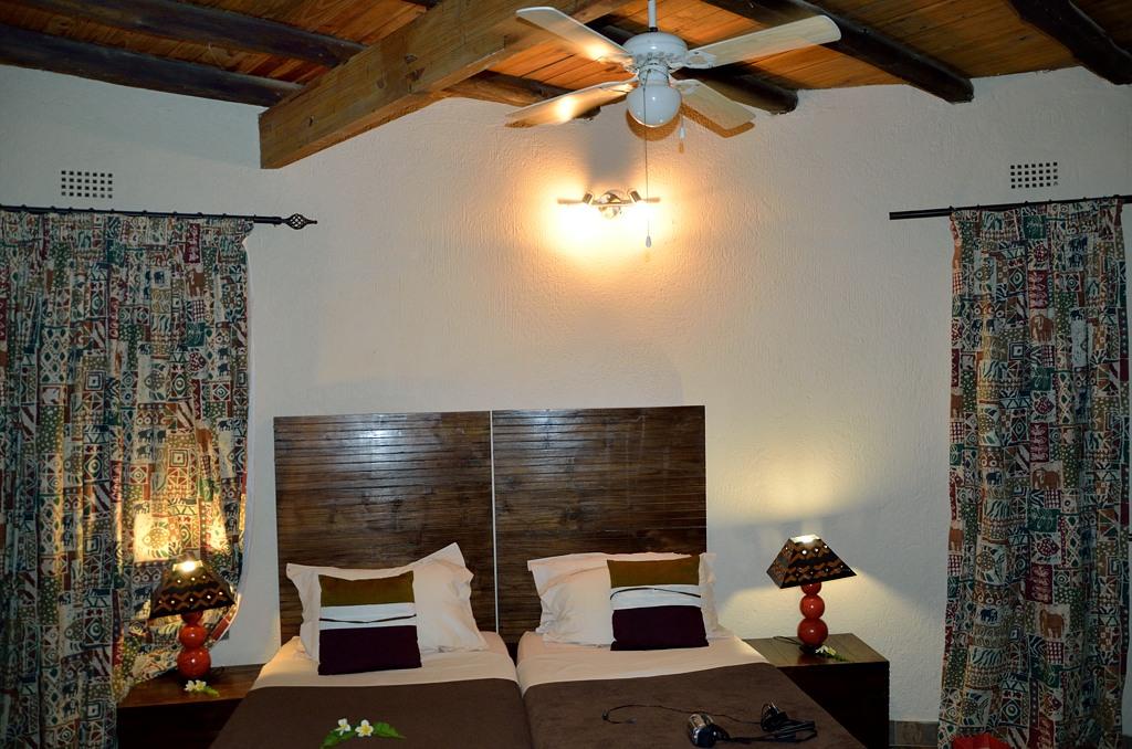 Одна из спален