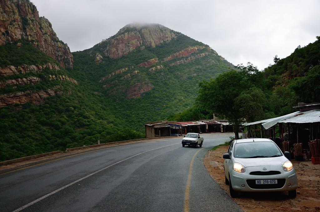 Поднимаеся в горы