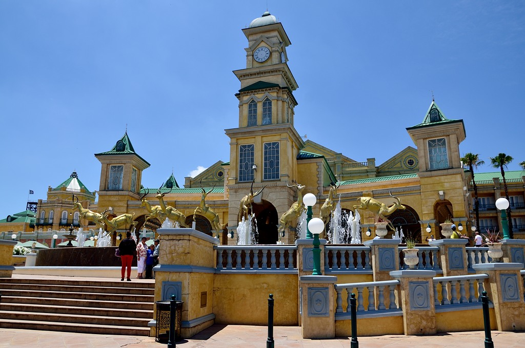 Казино Gold Reef City