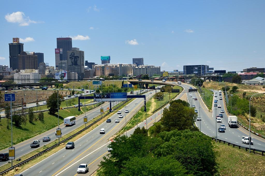 Даунтаун Йоханнесбурга