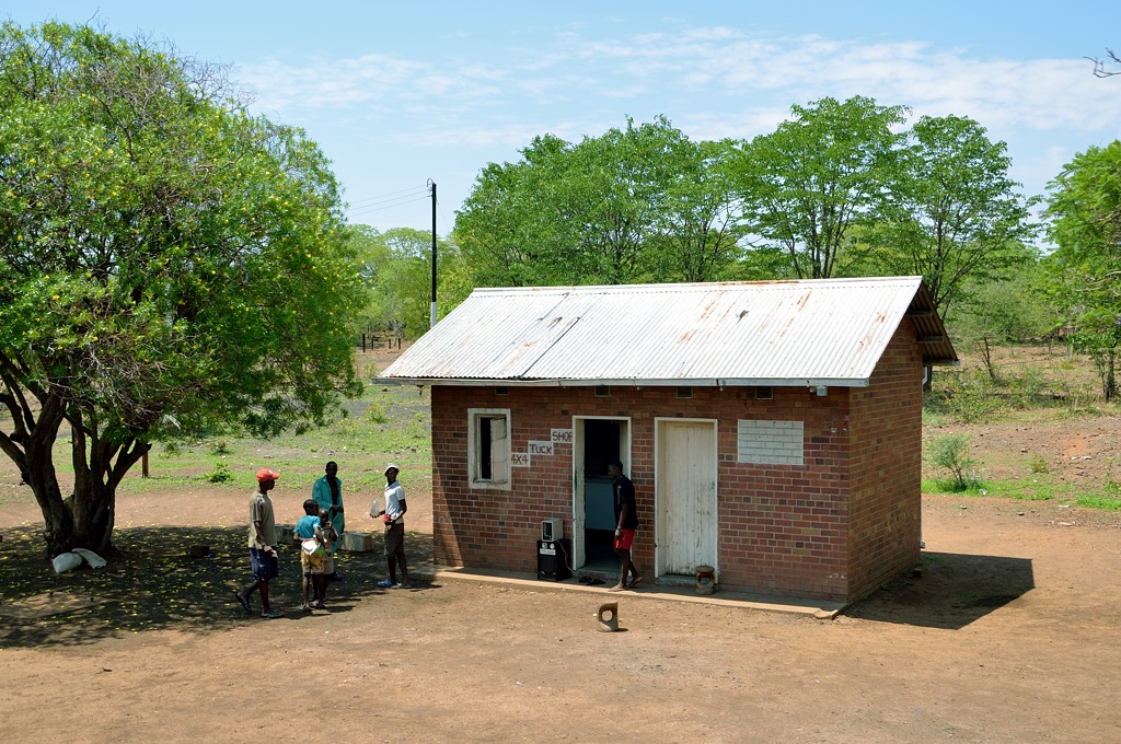 Зимбабвийский SHOP