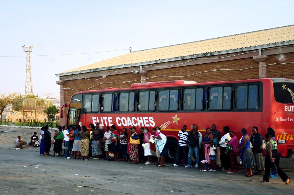 Элитные автобусы :)