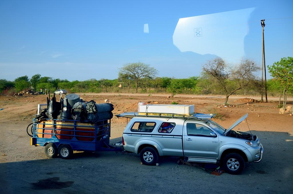 Ремонт по-зимбабвийски