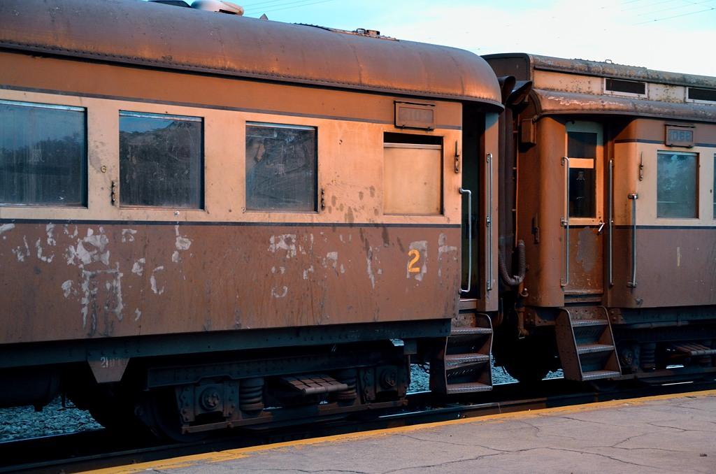 Наш поезд экстра-класса :)