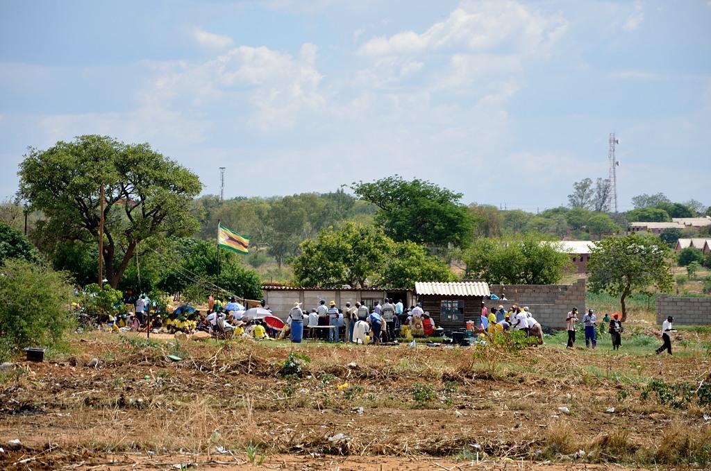 Зимбабвийский рынок