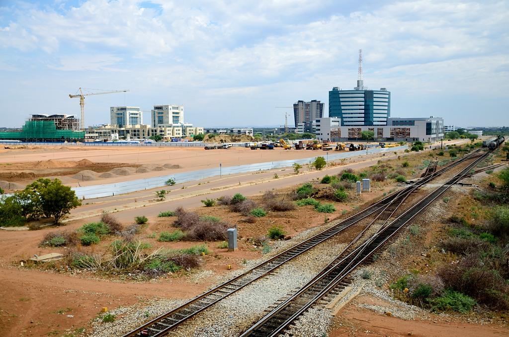 Столица Ботсваны очень красива