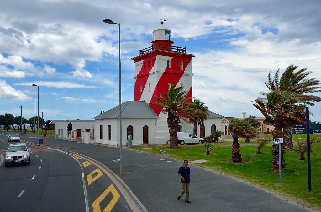 Исторический маяк Green Point