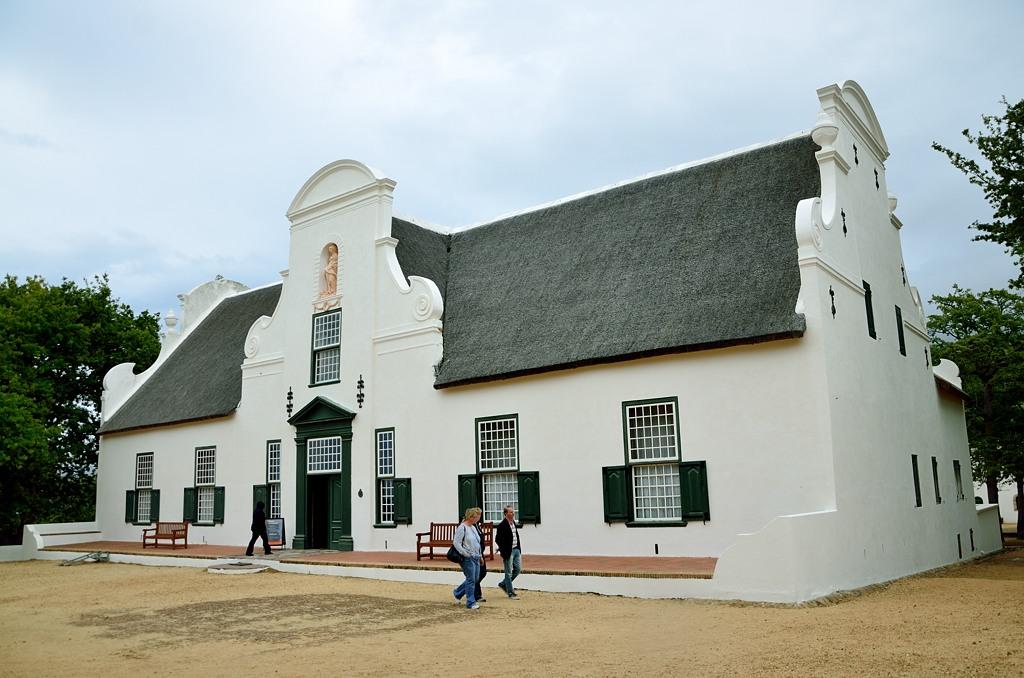 Главное здание поместья