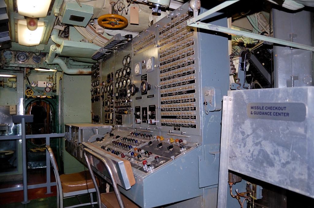 Центр управления ракетами