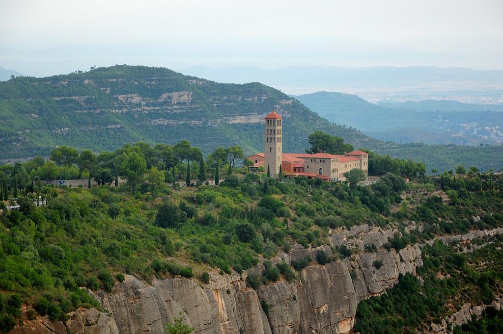 Еще один монастырь в горах