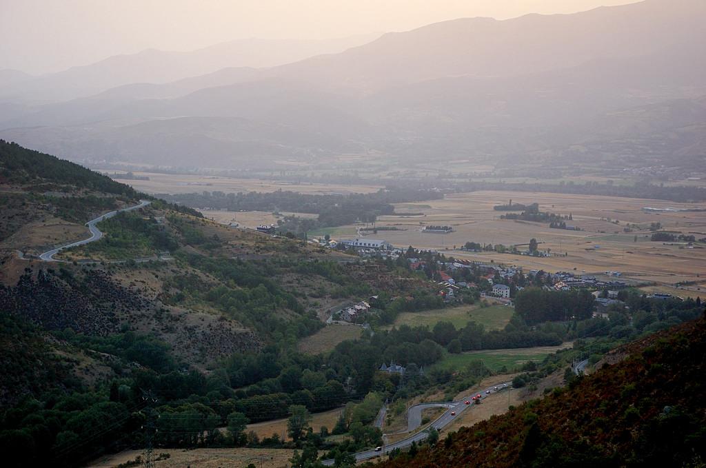 Север Каталонии. Через перевал в обход тоннеля
