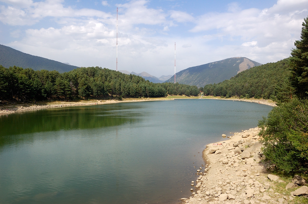 Озеро Энголастерс