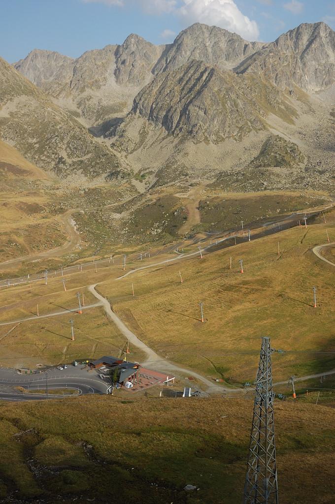 Горнолыжные склоны Гран-Валира