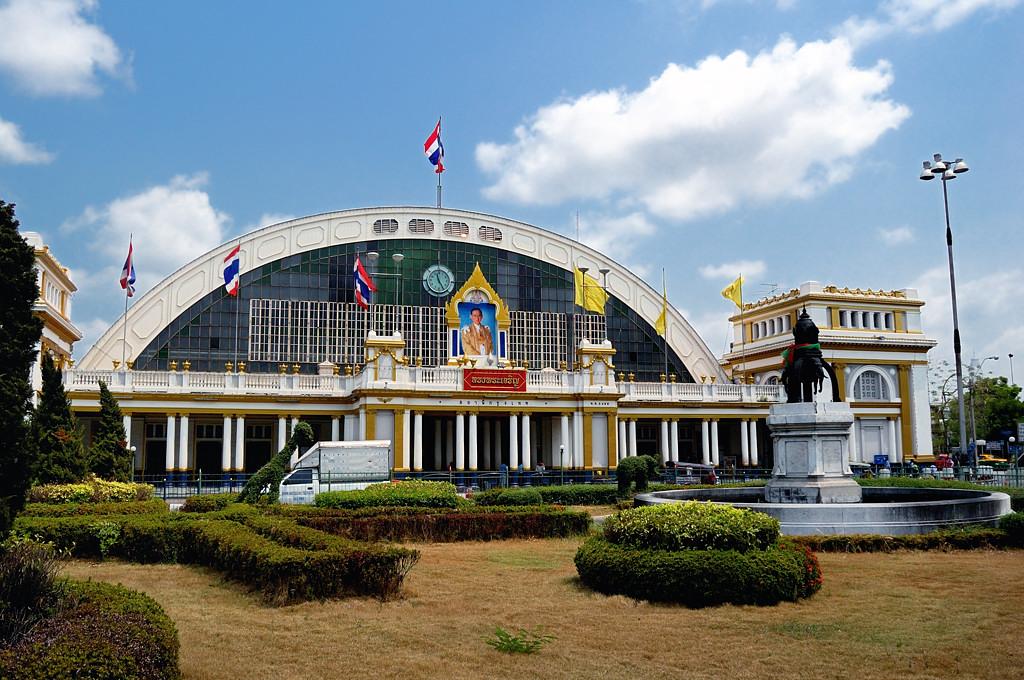 Вокзал Хуалампонг